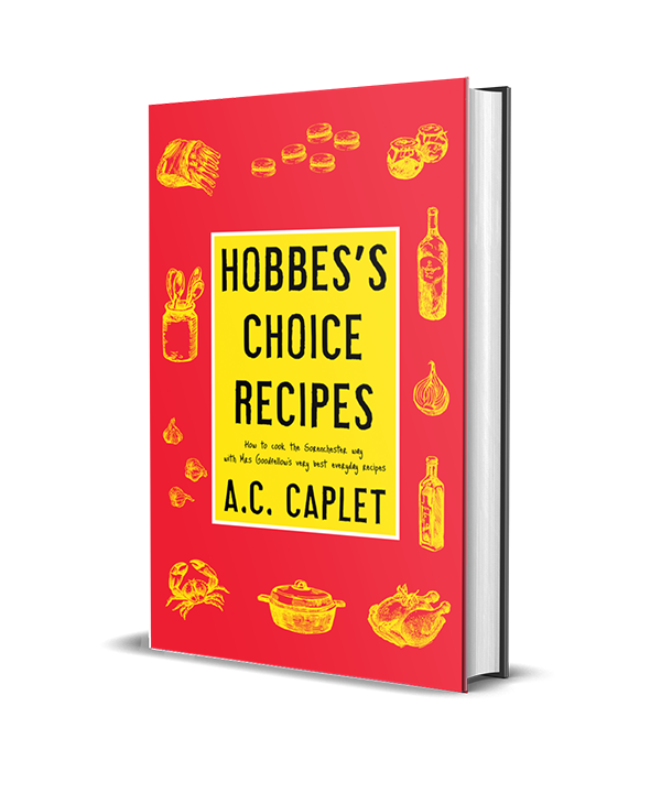 Cover of Hobbes's Choice Recipes