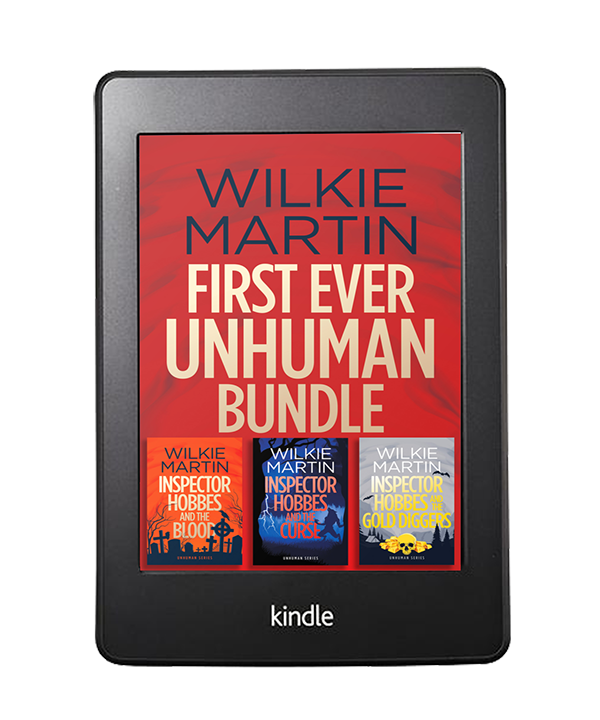 Cover of First Ever Unhuman Bundle