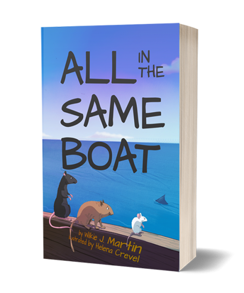 Cover of All in the Same Boat