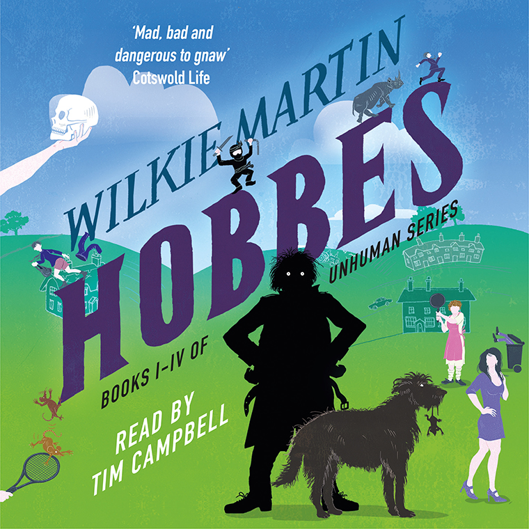 Audiobook cover of Hobbes