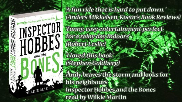 Inspector Hobbes and the Bones youtube video