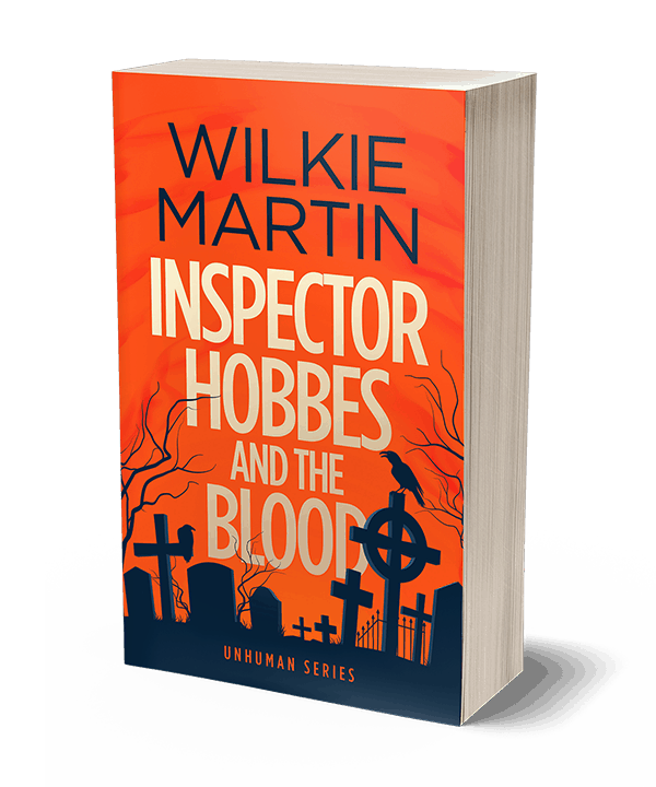 Cover of Inspector Hobbes and the Blood
