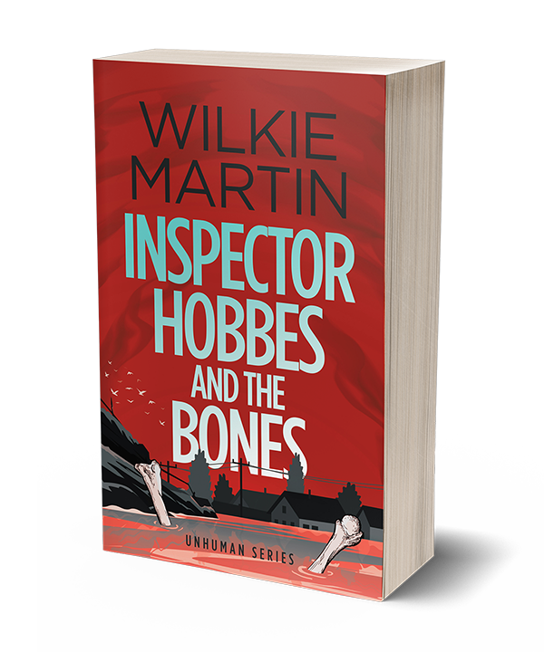 Cover of Inspector Hobbes and the Bones