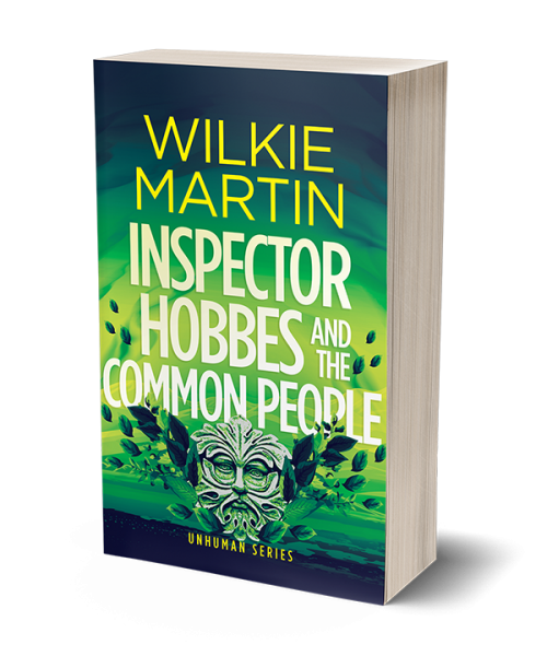 Cover of Inspector Hobbes and the Common People