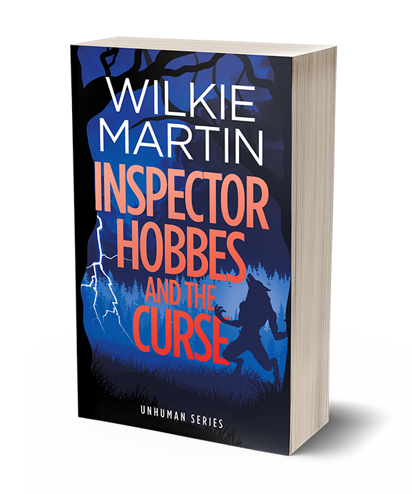 Cover of Inspector Hobbes and the Curse