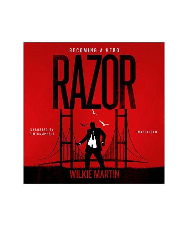 Audiobook cover of Razor