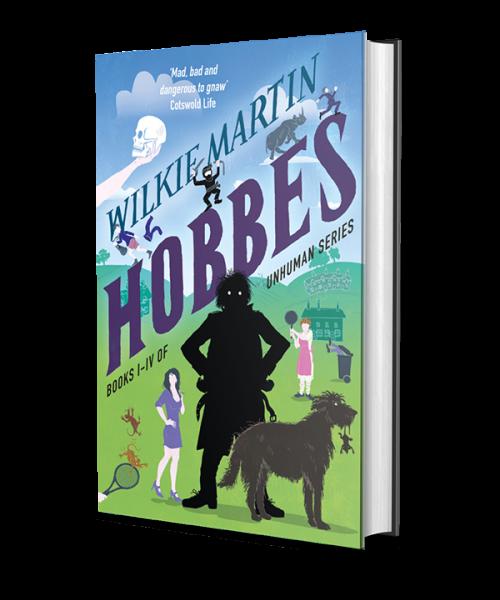 Cover of Hobbes Omnibus