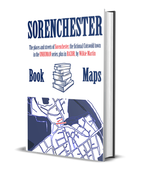 Cover of Sorenchester Book Maps