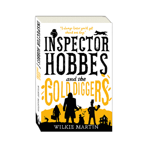 inspector Hobbes and the Gold Diggers - Unhuman III