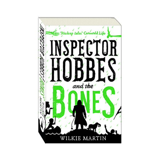 Inspector Hobbes and the Bones - Unhuman IV