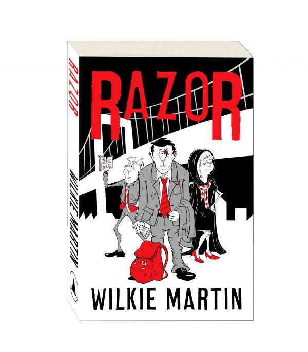 Cover of Razor